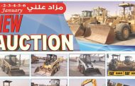 Damamm Auction for machines and tools